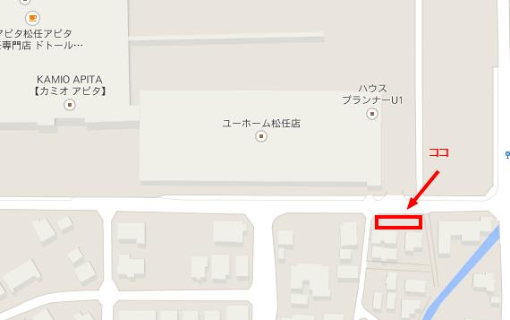 Google マップ2